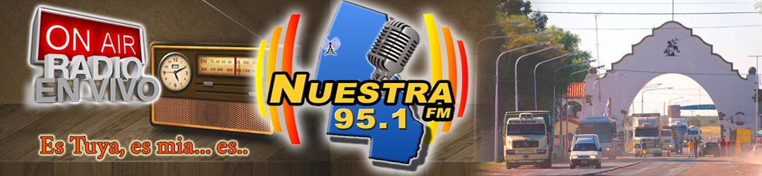 FM Nuestra 95.1 Mhz. La Paz
